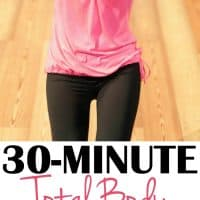 30 Minute Total Body Workout Plan
