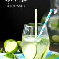 Mojito Detox Water TEXT