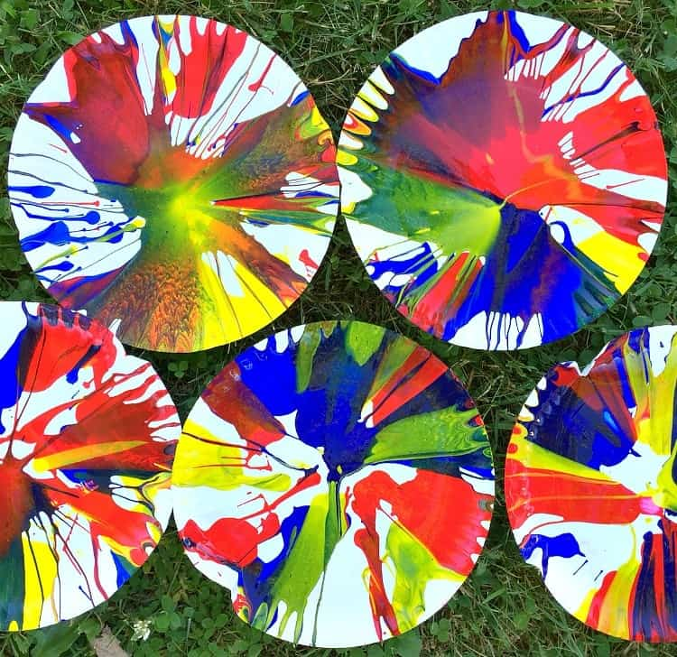 Outdoor Paint Colours For Kids