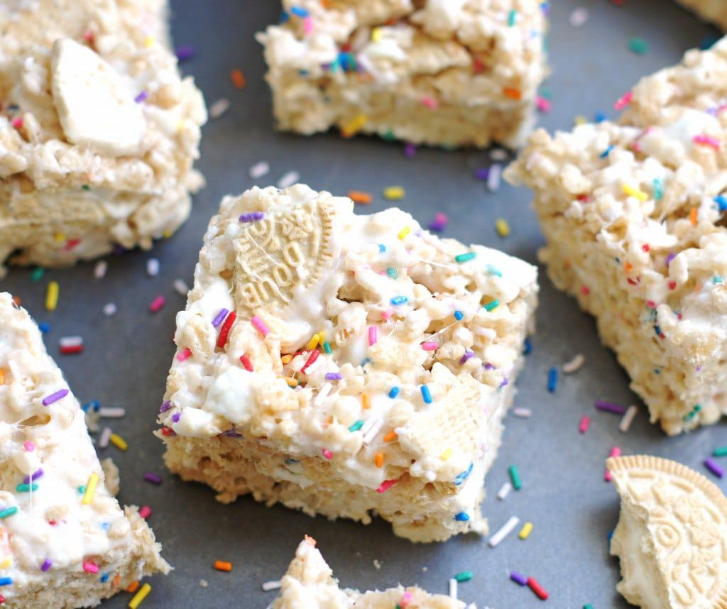 Best Rice Krispie Treats Smitten Kitchen
