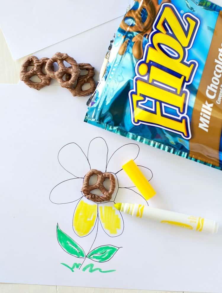 Pretzel Art: A Creative Snack Activity for Kids!