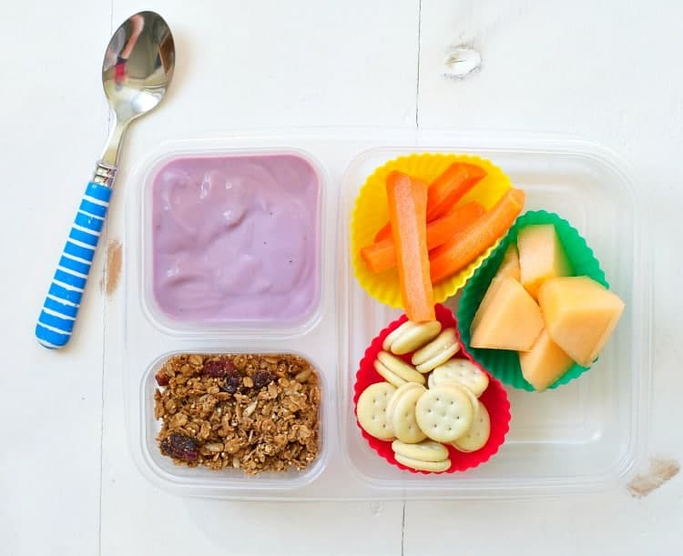 A Week of Fast and Fresh Lunch Box Ideas!