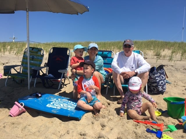 Weekend Recap Vacation Part 2 A Beach Towel Workout