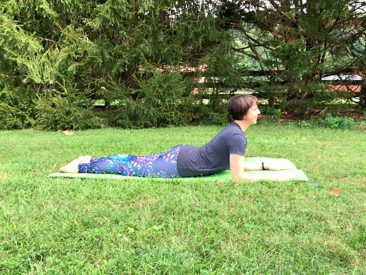 10-Minute Beginner Yoga Workout for Stronger Abs