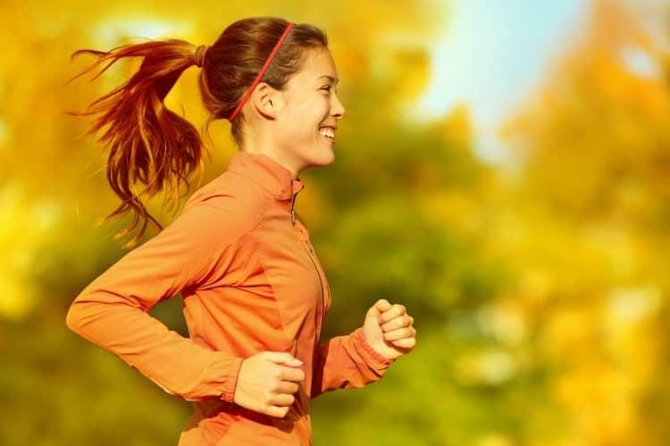 Fall Running 2