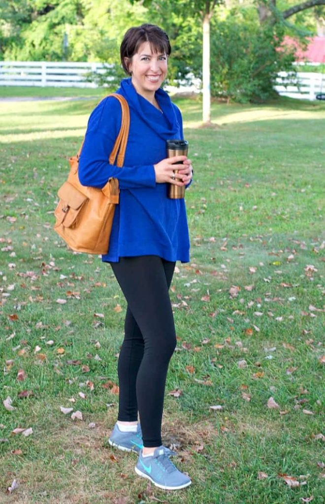 On the Go Fall Style
