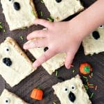 Halloween Food: Rice Krispies® Boo! Bars