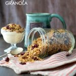 Slow Cooker Pumpkin Spice Granola Recipe