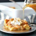 Holiday Spice Bread Pudding