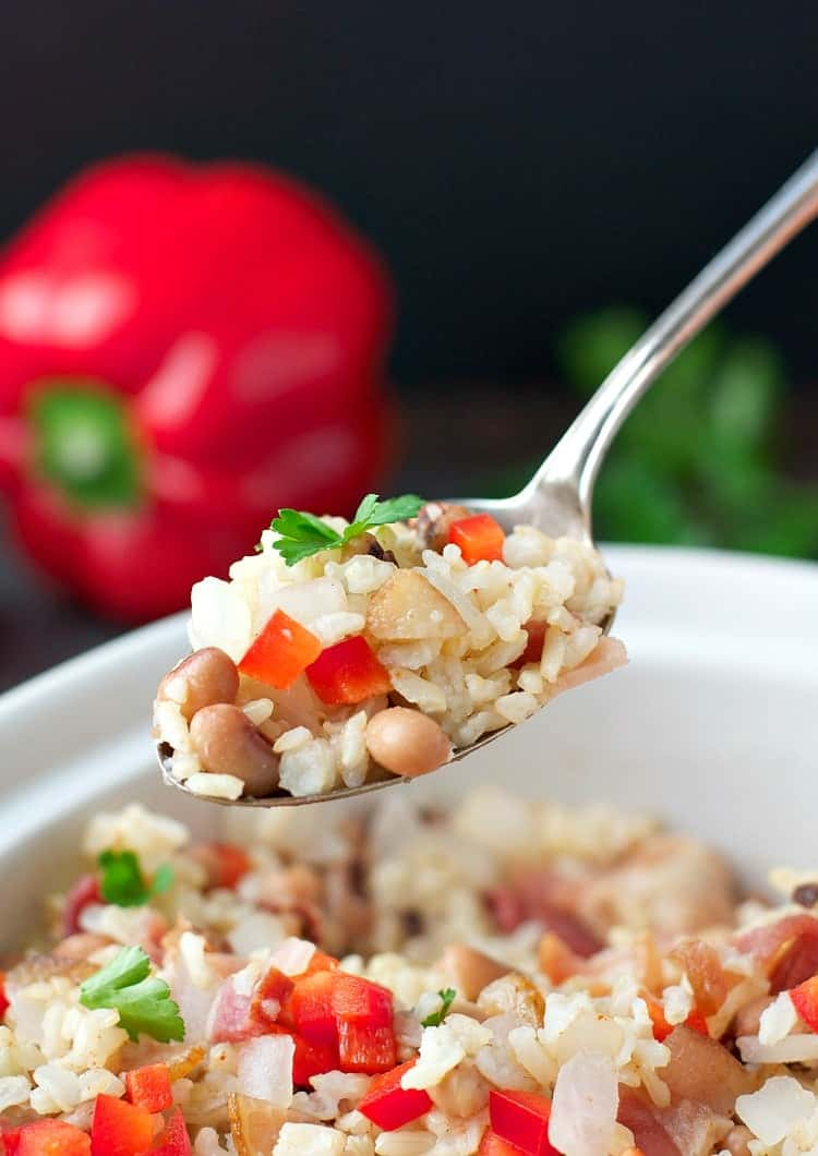 Spoonful of Hoppin John
