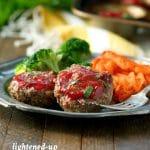 Lightened-Up Mini Meatloaf