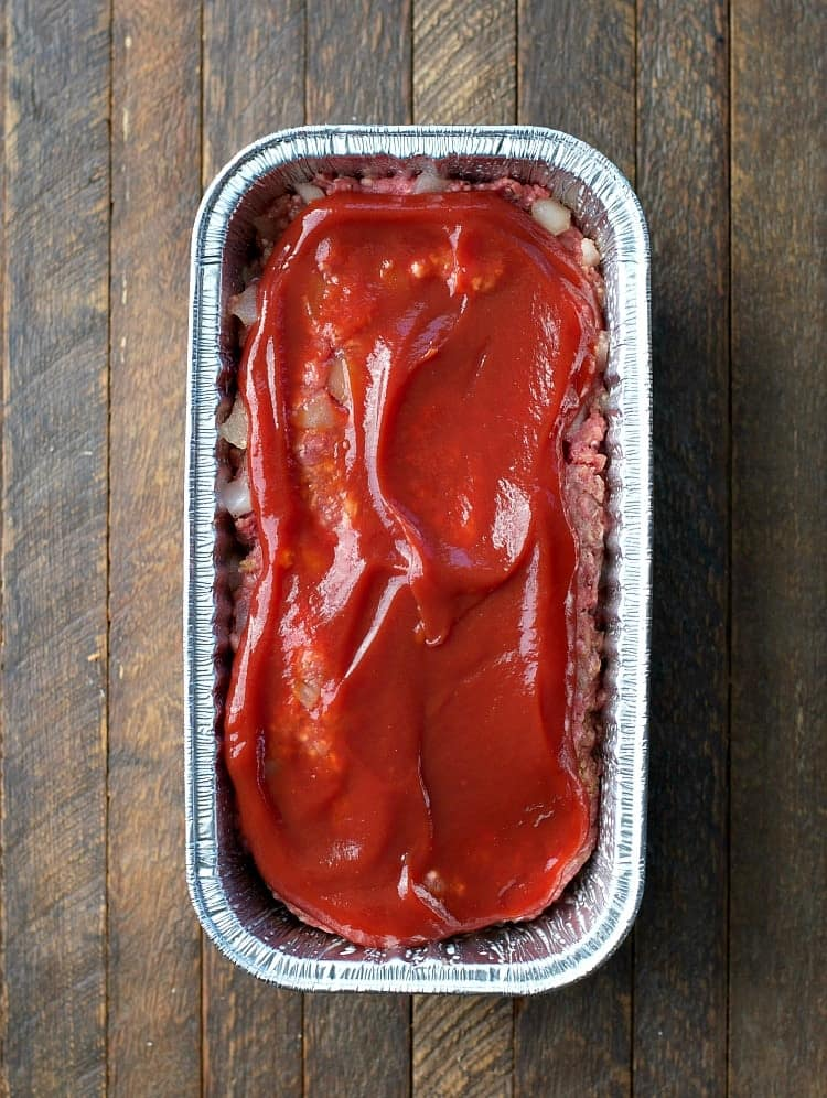 Meatloaf makes the perfect dump-and-bake freezer meal!