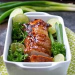 10-Minute Hoisin-Glazed Pork Loin
