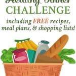 30-Day Healthy Dinner Challenge