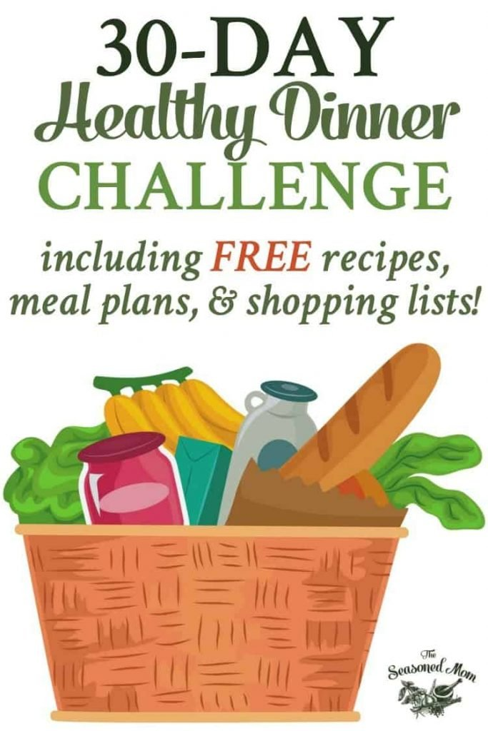 30-Day Healthy Dinner Challenge