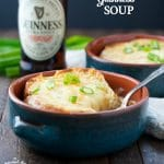 Quick and Easy Guinness Soup