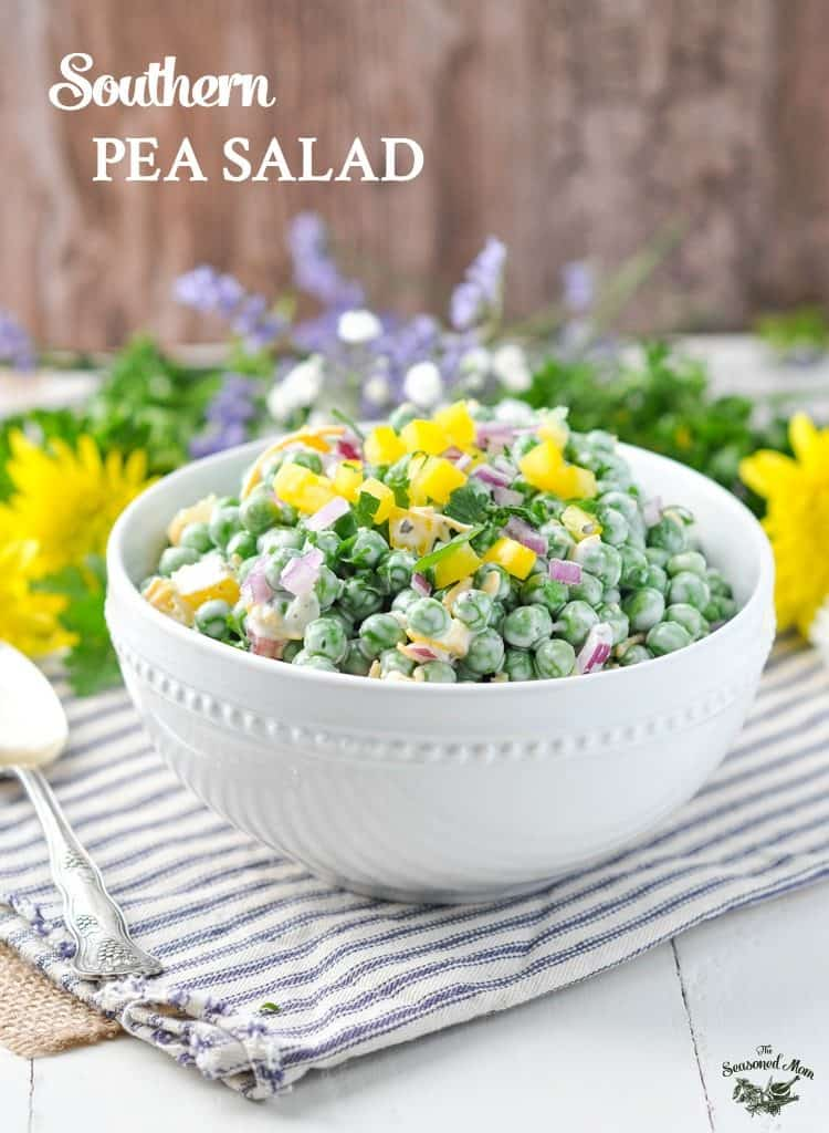 Easy Southern Pea Salad