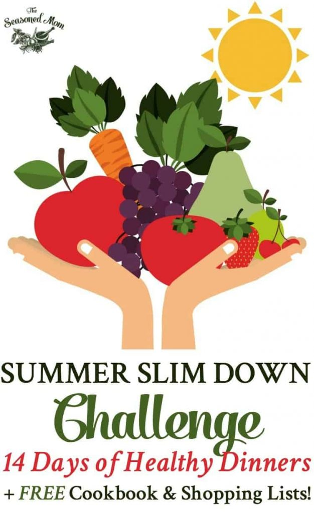Summer Slim Down Challenge: 14 Days of Healthy Dinner Recipes