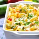 Dump-and-Bake Summer Pasta