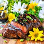 London Broil Marinade for the Grill or Oven!