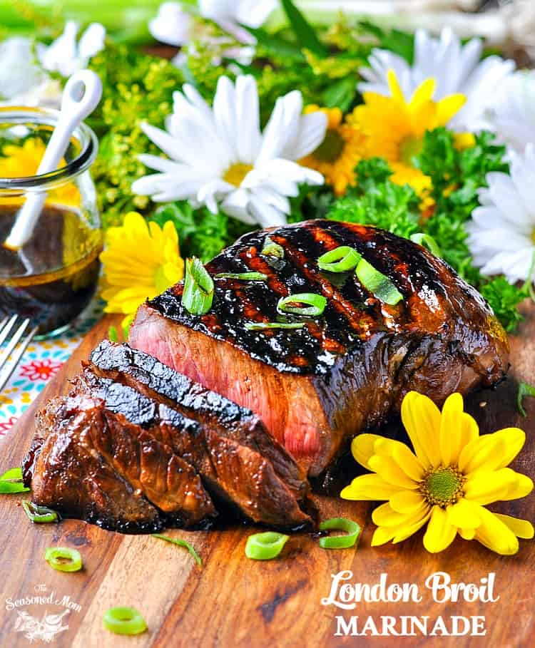London Broil Marinade London Broil Recipes London Broil In The Oven Low Carb