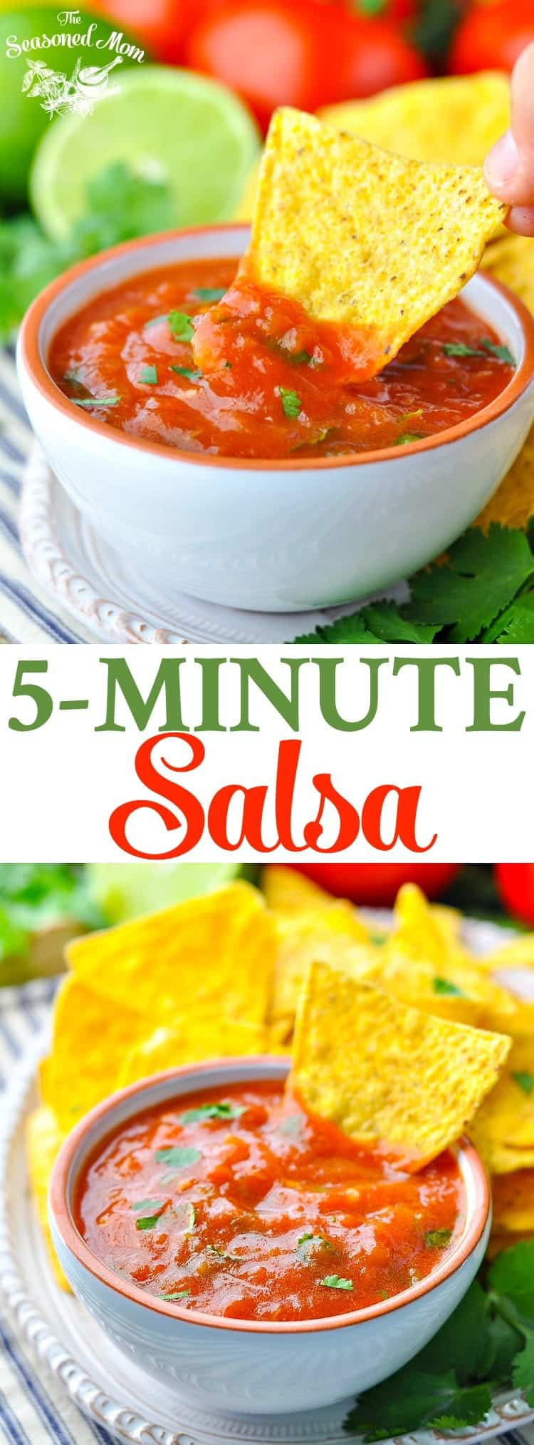 5 Fresh Dining Room Layout Ideas: Fresh 5-Minute Homemade Salsa
