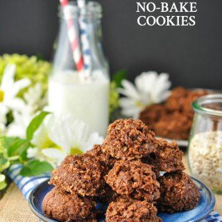 Amish No Bake Cookies + a Last Summer Hoorah!