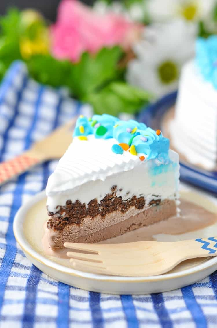 Ice Cream Cakes In Grocery Stores