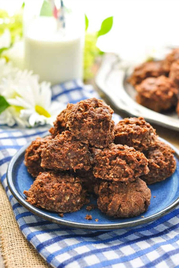 Easy No Bake Cookies The Seasoned Mom