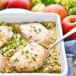 Dump-and-Bake Pork Chop Casserole