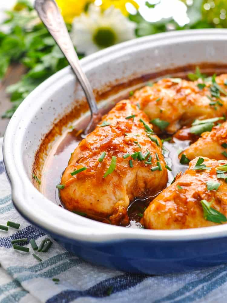 A roundup of quick and easy dinner recipes that use chicken breast, such as crispy chicken tenders, taco soup, and more.
