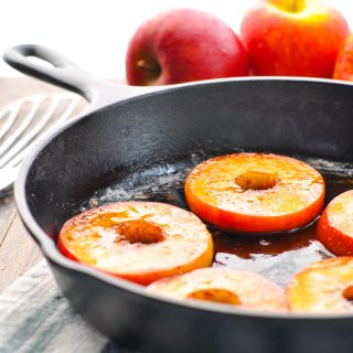 Southern Fried Apples