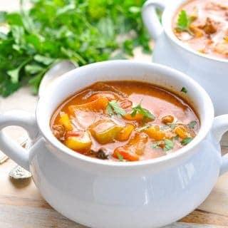 Easy One Pot Hungarian Goulash