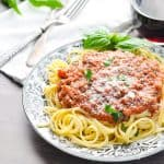 Quick and Easy Spaghetti Bolognese Sauce