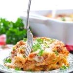 Chi-Chi's Christmas Eve Lasagna Recipe