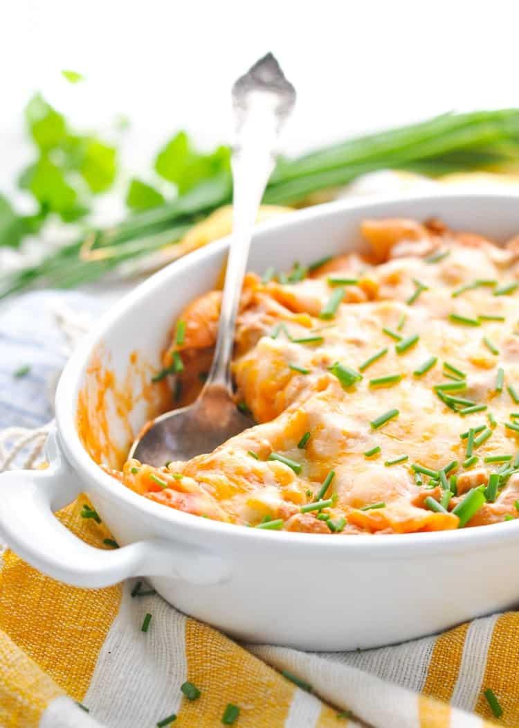 Taco Pasta Casserole - The Seasoned Mom