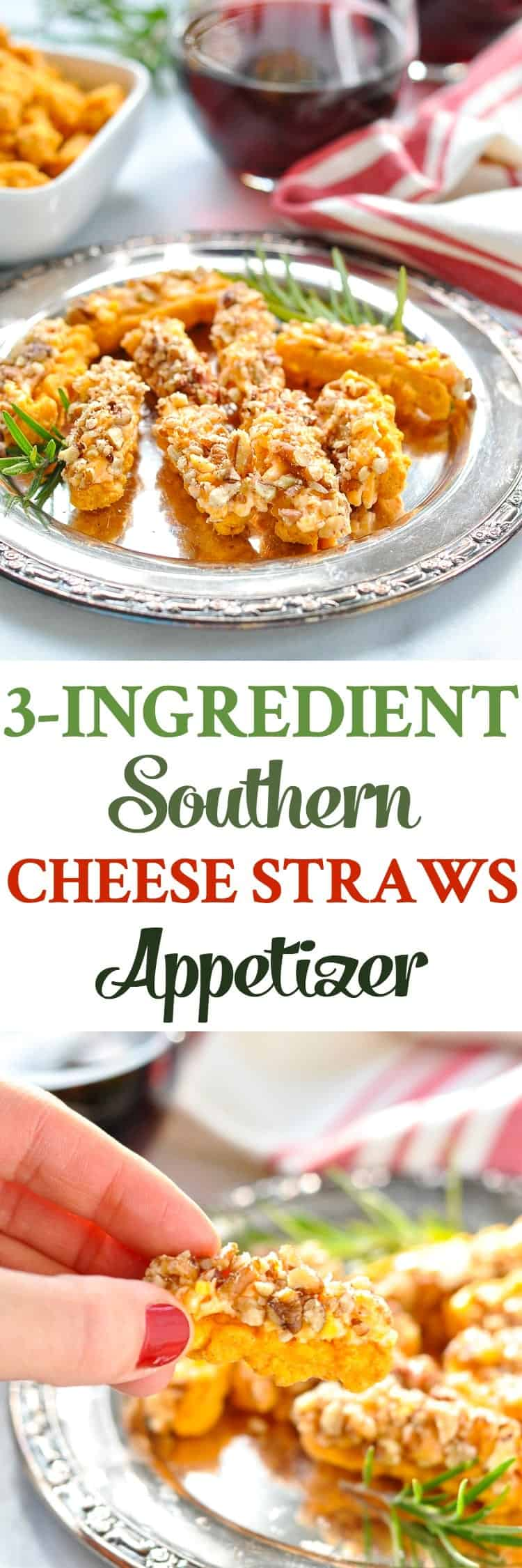 3 ingredient southern cheese straws appetizers the seasoned mom aunt bees 3 ingredient southern cheese straws appetizers are an easy appetizer recipe for any forumfinder Gallery