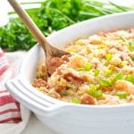 Dump-and-Bake Jambalaya
