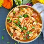 Mexican Instant Pot or Slow Cooker Chicken