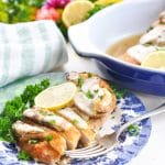 Golden Baked Chicken Breasts
