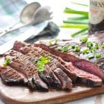 Guinness Flank Steak Marinade