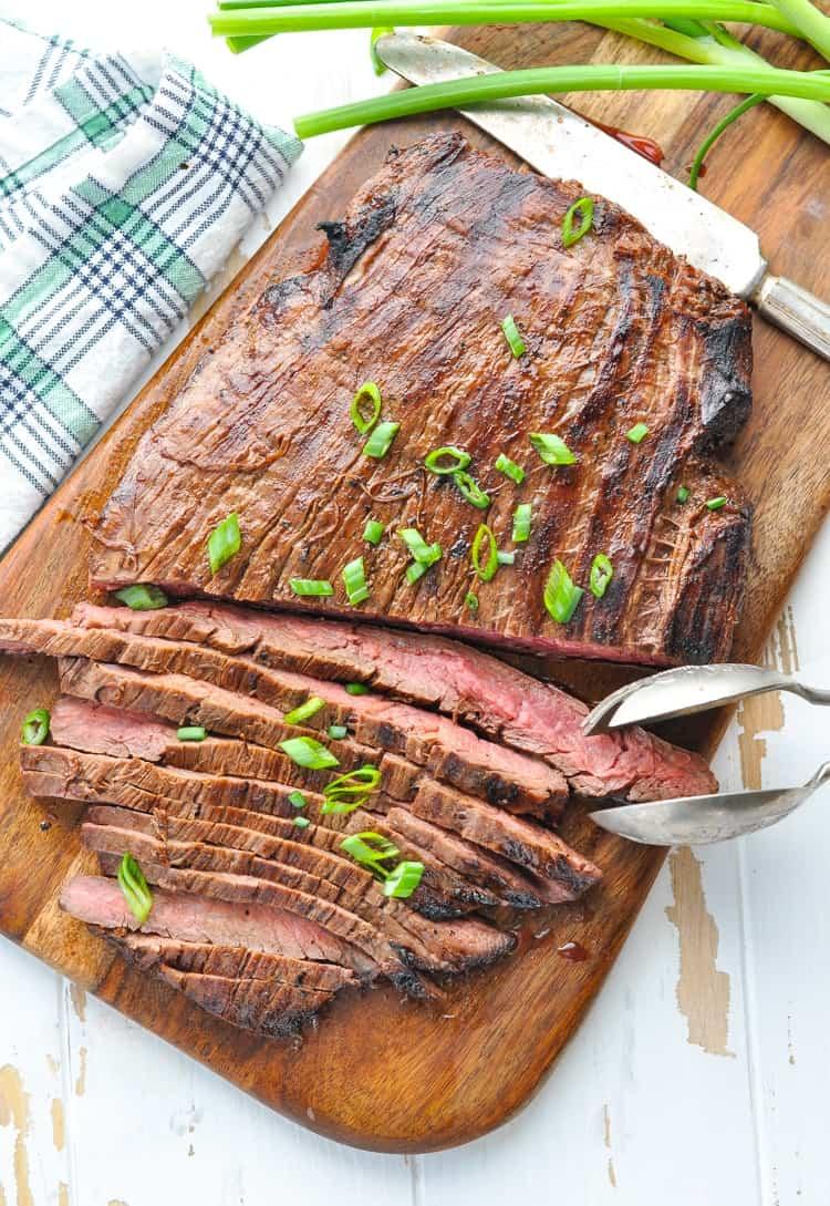guinness flank steak marinade the seasoned mom