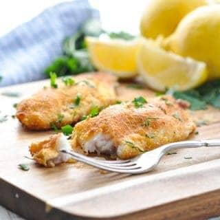 Crispy Southern Fried Catfish