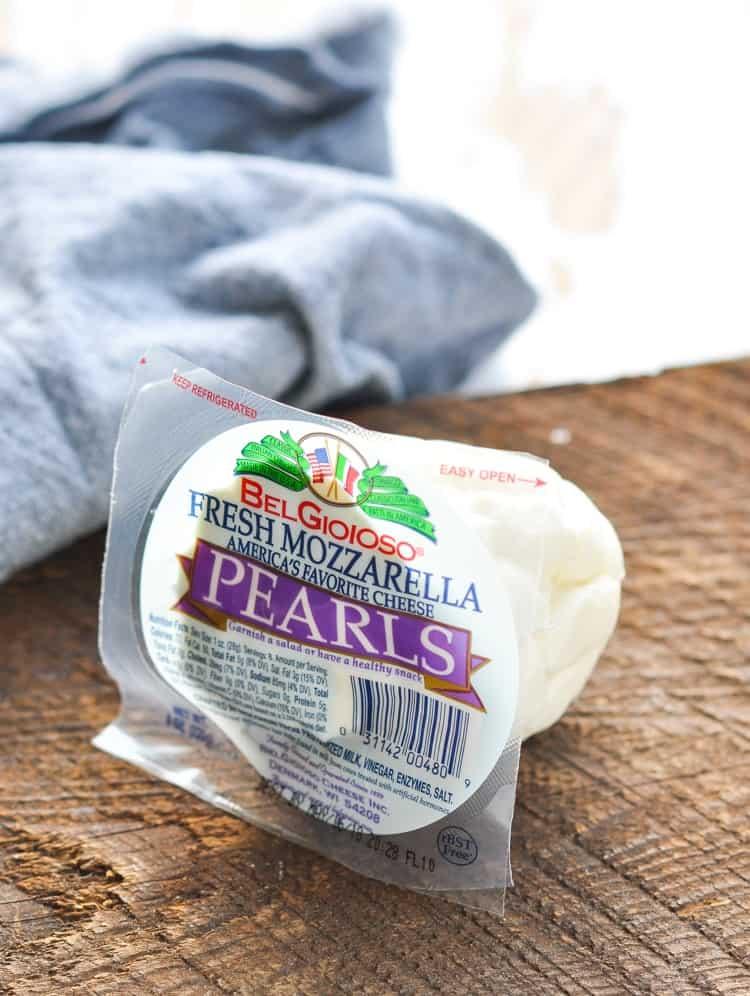 Bel Gioioso Fresh Mozzarella Pearls