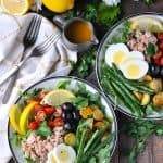 Fresh and Easy Nicoise Salad