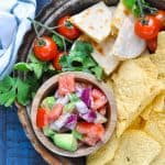 Quick and Easy Pico de Gallo