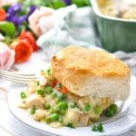 Dump-and-Bake Southern Chicken Casserole