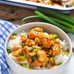 Dump-and-Bake Kung Pao Chicken