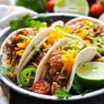 5-Ingredient Crispy Slow Cooker Carnitas