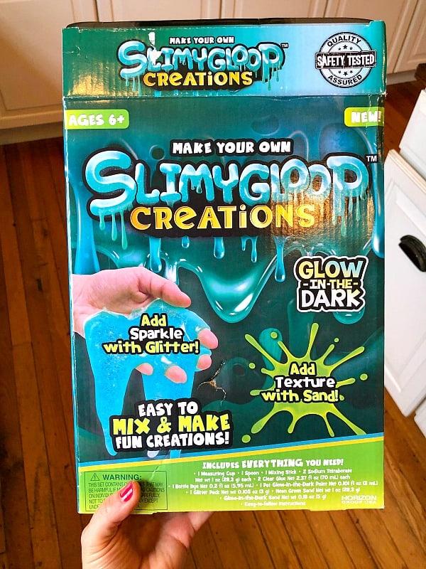 Slimygloop Slime Kit
